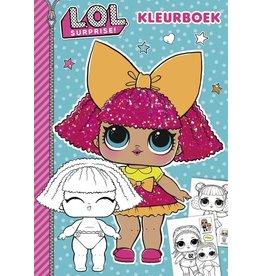 LOL L.O.L. Kleurboek