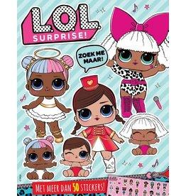 LOL L.O.L. Surprise Doeboek