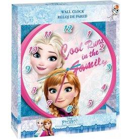 Frozen Frozen - wandklok