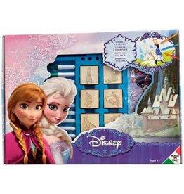 Frozen Frozen - kleur- en stempelset 22-delig