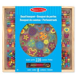 Melissa & Doug Beads bouquet - wooden beads