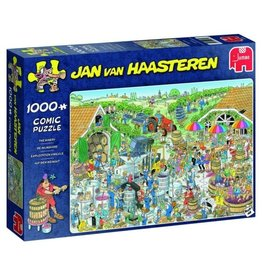 Jumbo Jumbo Puzzel Jan van Haasteren De Wijnmakerij 1000 stukjes