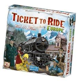Days of Wonder Europe - Ticket To Ride Nl