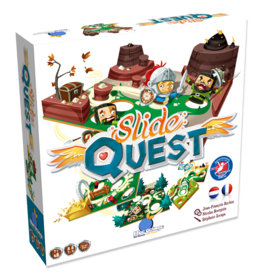 Blue Orange Games Slide Quest – Bordspel