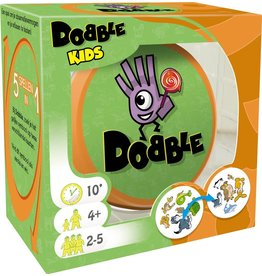 Zygomatic Dobble Kids NL – Kaartspel