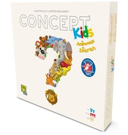 Repos Concept Kids Dieren NL – Bordspel