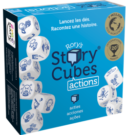 Zygomatic Rory's story Cubes Actions – Dobbelspel