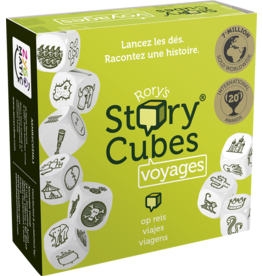 Zygomatic Rory's story Cubes Voyages – Dobbelspel