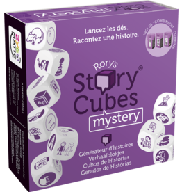 Zygomatic Rory'S Story Cubes Mystery