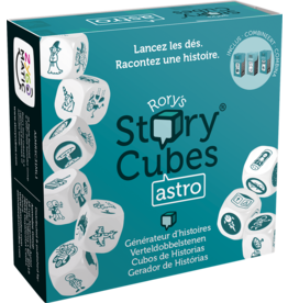 Zygomatic Rory'S Story Cubes Astro
