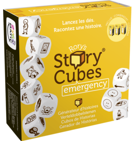 Zygomatic Rory'S Story Cubes Emergency
