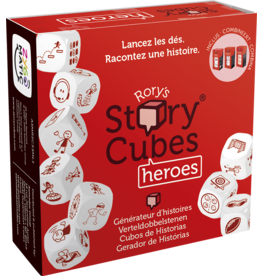 Zygomatic Rory's story Cubes Heroes – Dobbelspel