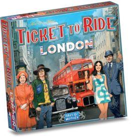 Days of Wonder Ticket To Ride  London NL – Bordspel