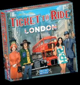 Days of Wonder Ticket To Ride  London  -NL