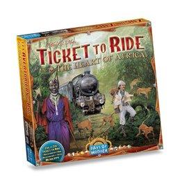 Days of Wonder Ticket To Ride Africa – Bordspel