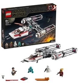 LEGO Lego Star Wars 75249 Resistance Y-Wing Starfighter