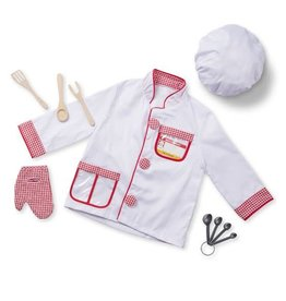 Melissa & Doug Chef Role Play Set/ Chefkok Verkleedset