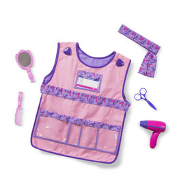 Melissa & Doug Hair Stylist Role Play Set/ Kapster Verkleedset