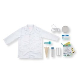 Melissa & Doug Scientist Role Play Set/ Wetenschapper Verkleedset