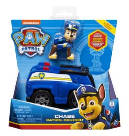 Paw Patrol Chase Basic Vehicle - Paw Patrol