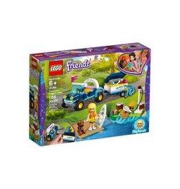LEGO Lego Friends - Stephanie'S Buggy En Aanhanger