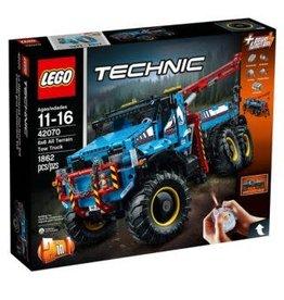 LEGO Lego Technic - 6X6 Allterrain-Sleepwagen