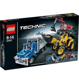 LEGO Lego Technic - Bouwploeg
