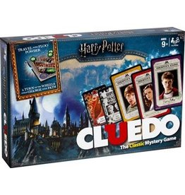 Winning Moves Cluedo Harry Potter 2Nd Edition