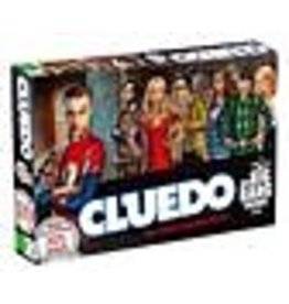 Winning Moves Cluedo Big Bang Theory