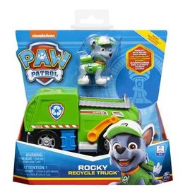 Paw Patrol Rocky Basic Vehicle  - Paw Patrol