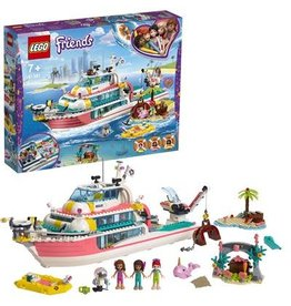 LEGO Rescue Mission Boat - Friends