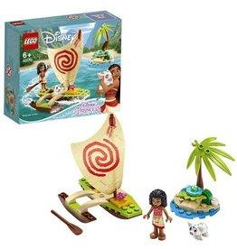 LEGO Princess Vaiana'S Oceaanavontuur