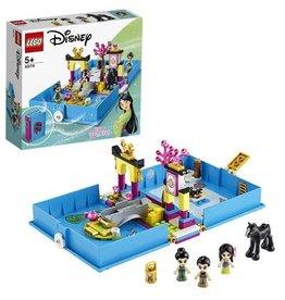 LEGO Prinses Mulan'S Verhalenboek Avonturen