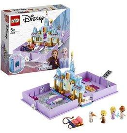 LEGO Anna'S En Elsa'S Verhalenboekavonturen