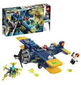 LEGO El Fuego'S Stuntvliegtuig