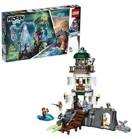 LEGO The Lighthouse Of Darkness - De Duistere Vuurtoren