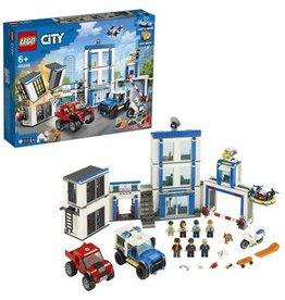 LEGO Politiebureau - city Police Station