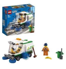 LEGO Straatveegmachine - City Street sweeper