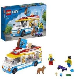LEGO IJswagen - City ice-cream truck