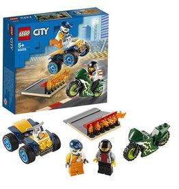LEGO Stuntteam - City Stunt team