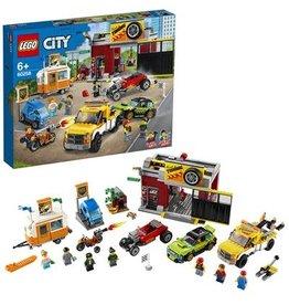 LEGO Tuningworkshop - City Tuning Workshop