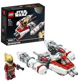 """LEGO Resistance Y-Wingâ""""¢ Microfighter"""
