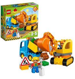 LEGO Rupsband-graafmachine