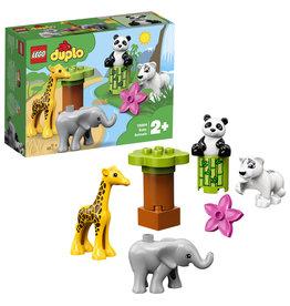 LEGO Babydieren - Baby animals