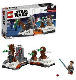 LEGO Duel op de Starkiller basis  Duel on Starkiller Base