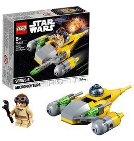 LEGO Naboo Starfighter - microfighter