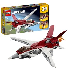 LEGO Futuristisch Vliegtuig