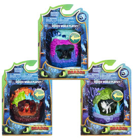 Spin Master Dragon Lair Hidden World Playset Ass