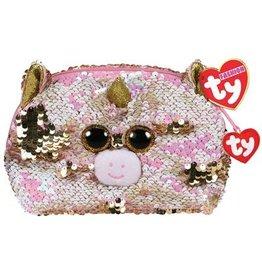 Ty Fashion Ty Fashion Handtas Fantasia Unicorn  20cm