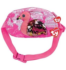 Ty Fashion Ty Fashion Heuptas Gilda Flamingo 20cm